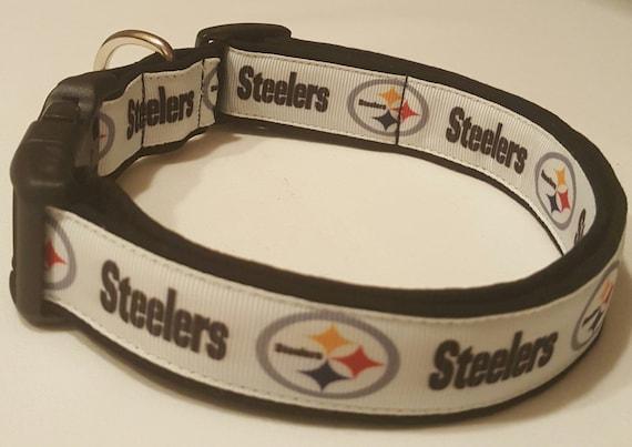 Dog Collar Steelers Pittsburgh NFL  e20f5e08b