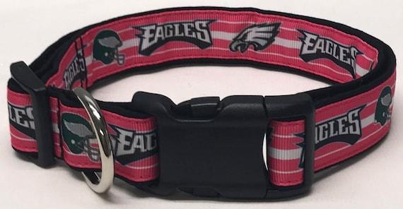 Dog Collar Pink Eagles 2 Eagles Philadelphia Birds  02e949e74