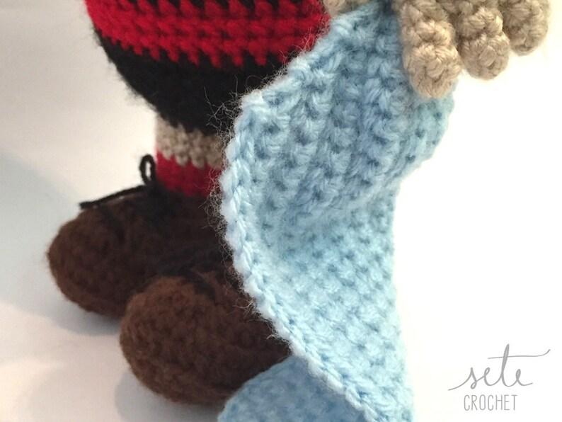 Camper Van Amigurumi Free Crochet Patterns   596x794
