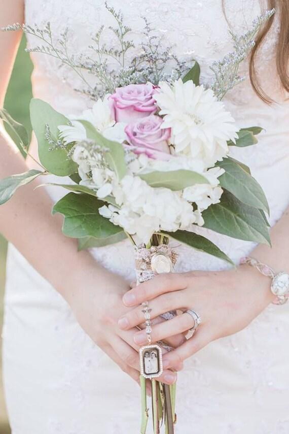 Brautstrauß Speicher Bilderrahmen lieben mit Angel | Etsy