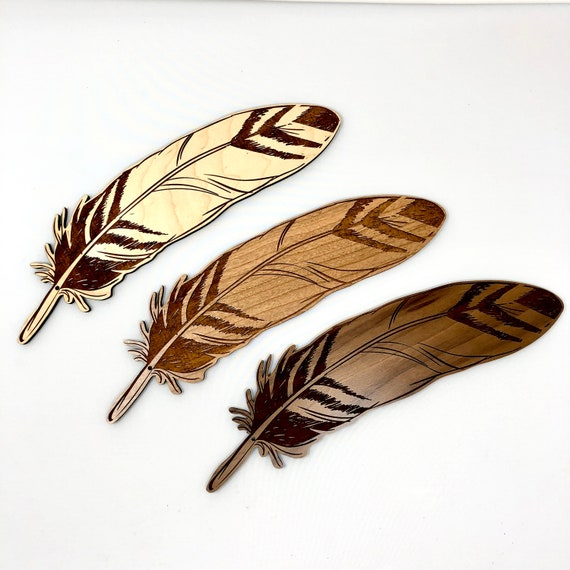 Native American Feather Incense Stick Holder, FREE SHIPPING