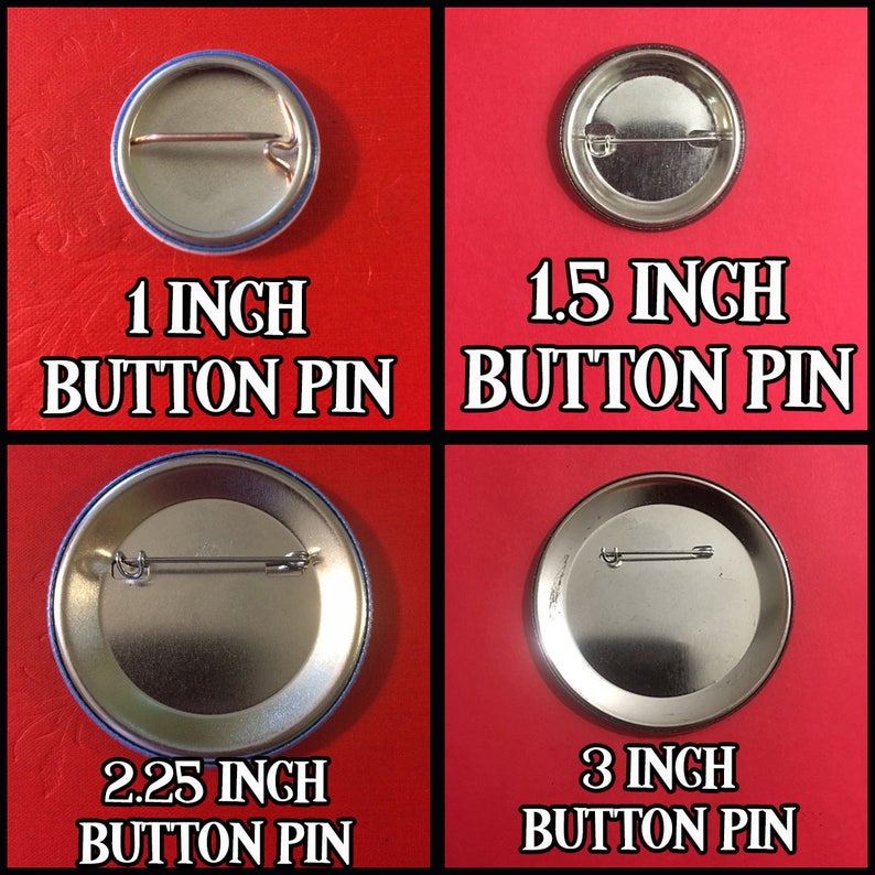 FREE SHIPPING Pi Symbol 3.14159265359 Math Button Pin
