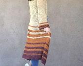 Boho Duster Crochet PATTERN - Crochet Cardigan Pattern