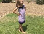 Crochet Dress PATTERN - Easy Crochet Pattern - Beginner Crochet Pattern