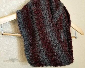 Infinity Scarf Crochet PATTERN - Scarf Pattern - Easy Crochet Pattern - Beginner Crochet Pattern - Cowl Crochet Pattern
