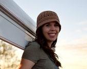 Sun Daze Bucket Hat Crochet PATTERN