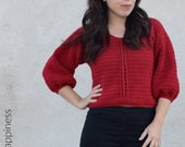 Holly Sweater Crochet PATTERN