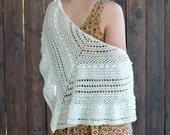 Al Fresco Shawl Crochet Pattern