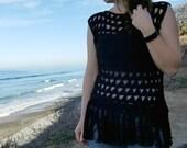 Crochet Top PATTERN - Summer Top Pattern - Crochet Pattern - Easy Crochet Pattern