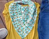 Cowl Crochet PATTERN - Summer Crochet Pattern - Scarf Crochet Pattern