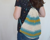 Daytrip Crochet Backpack PATTERN