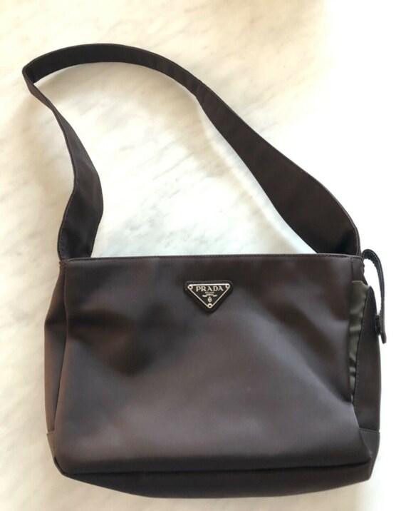 Vintage Prada purse bag