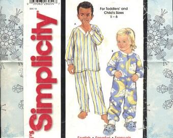 b664875b9 Kids pajama pattern