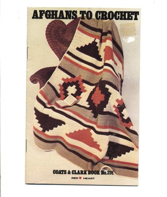 Vintage Coats Clark Red Heart Half Sized Pattern Booklet Etsy
