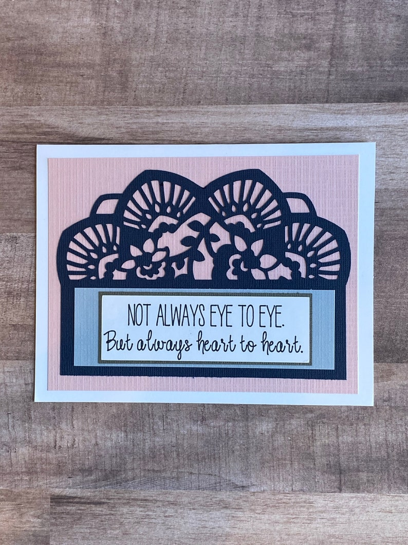 Handmade Happy Mother's Day Card Happy Mother's Day image 0