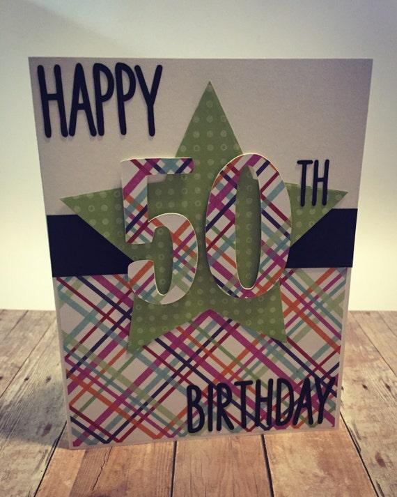 Custom Handmade Birthday Card Happy 21st Birthday Happy Etsy