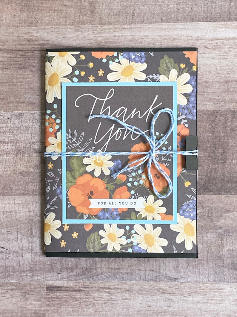 Handmade Gift Card Holder Card image 0