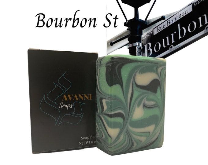 Bourbon Street Soap Bar for Him