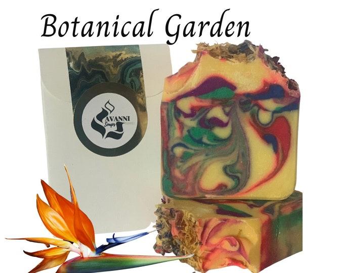 Botanical Garden Soap Bar