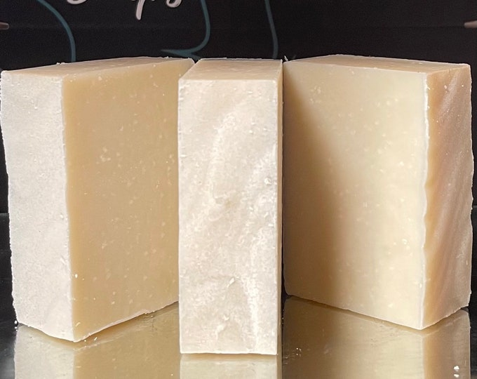 Unscented and Unbothered Soap Bar - Neutral