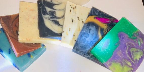 6 - 1 Oz Soap Samples/ Guest Soap