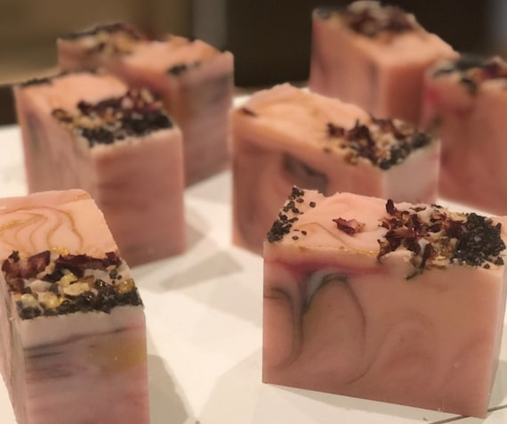 Pink Flamingo Soap Bar