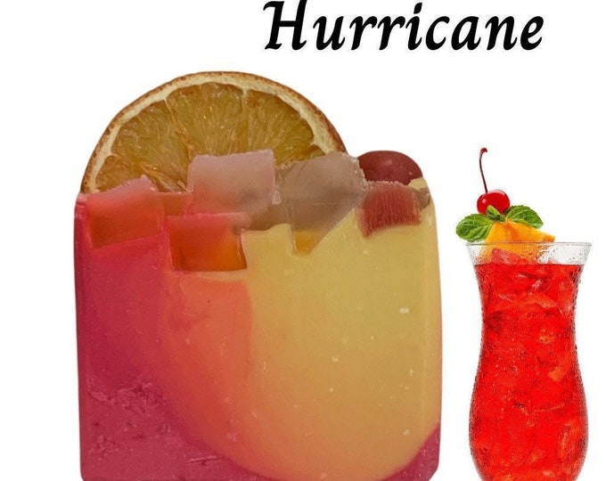 Hurricane Soap Bar