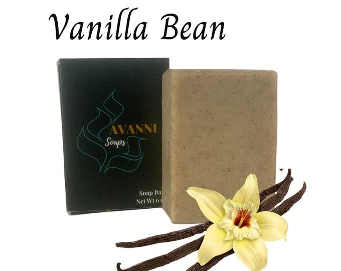 Vanilla Bean Soap Bar
