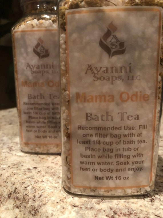 Mama Odie Bath Tea
