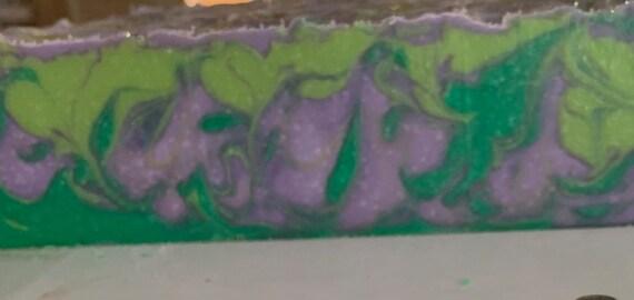 The Princess & The Frog - Lavender, Eucalyptus, Spearmint Soap Bar