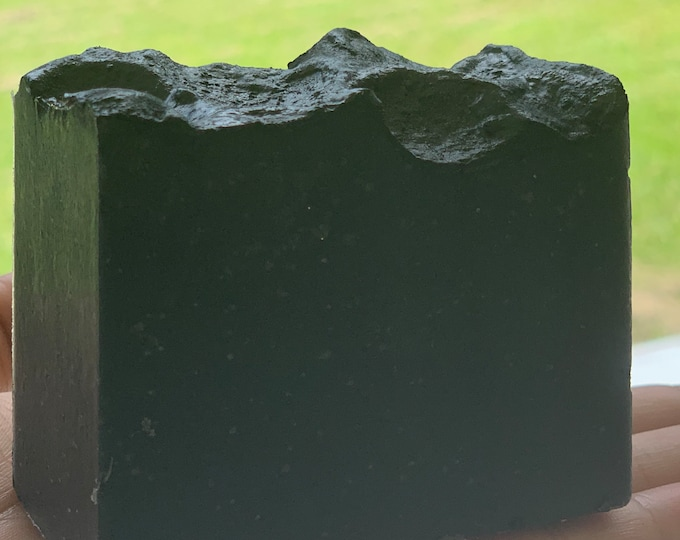 Eclipse Activated Charcoal Soap Bar