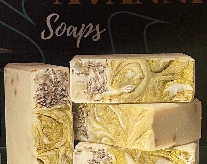 Lavender Fields Soap Bar