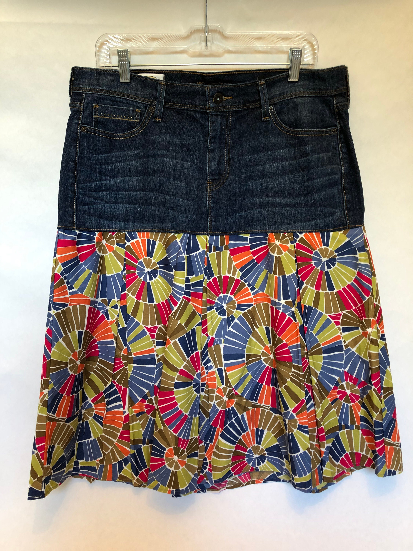 Multi mini skirts size 36 Weekday Pleated Plaid Organic Cotton Mini Skirt In Multi Asos