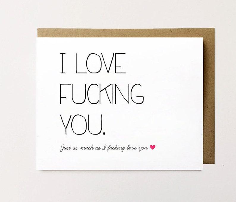 naughty anniversary card for boyfriend naughty i love you