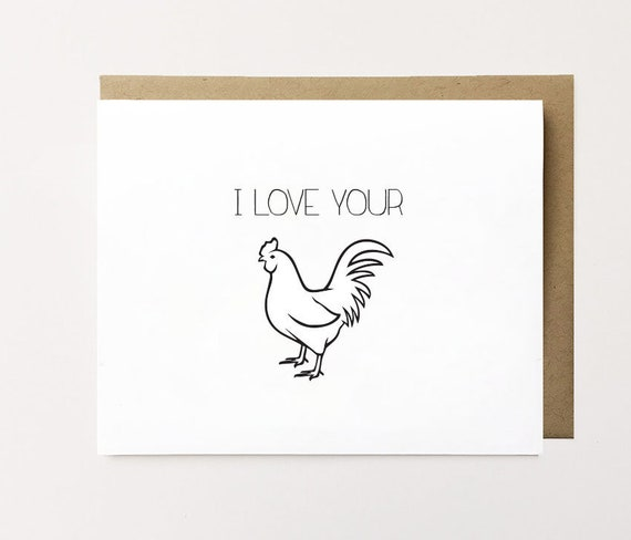 Naughty Valentines Day Card For Him Birthday