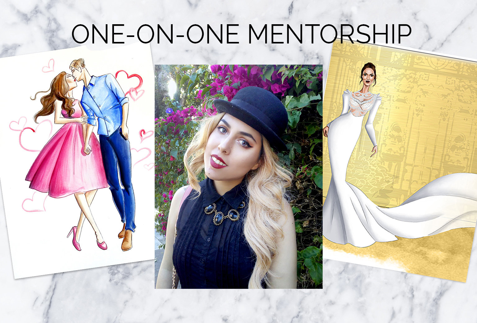 Learn Fashion Illustration And Design Private Lessons In Los Etsy