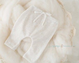 Michael Pant - Newborn, Sitter or One Year Baby Boy Pants - Photography Prop