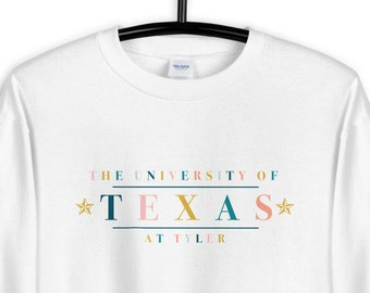 Unisex Sweatshirt - University of Texas at Tyler Patriots Eagles UT Tyler
