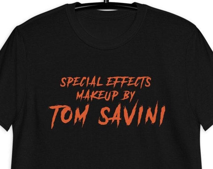 Short-Sleeve Unisex T-Shirt - Tom Savini Special Effects Makeup Horror Merch Joe Bob Briggs The Last Drive In