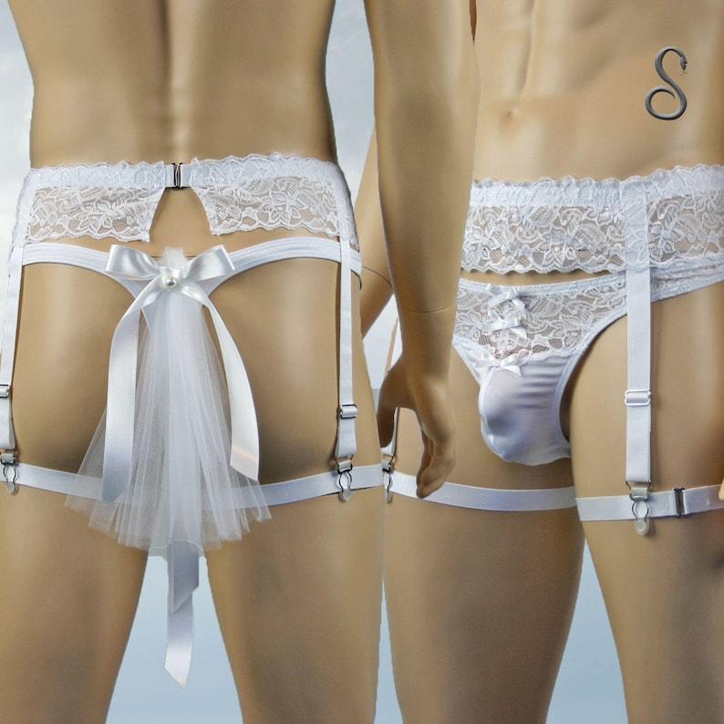 Mens Bridal Lingerie Set | Stay at Home Mum