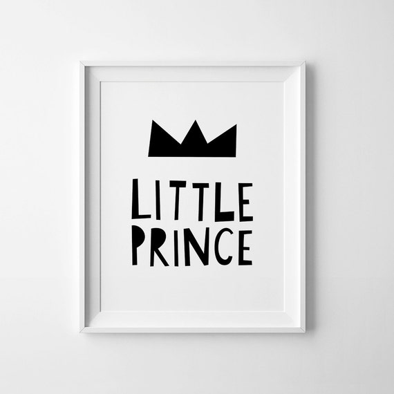 Petits gar ons prince chambre d cor cr che de lart art de for Decor traduction