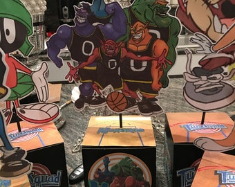 Space Jam Party Supplies Etsy