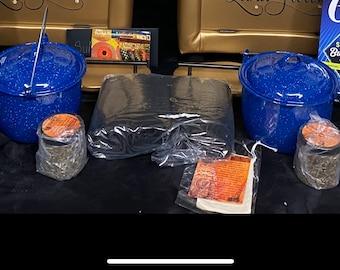 Spa Bundle|Yoni Steam Bundle| Yoni Steam Herbs| Yoni Steam| V Steam Towels| Herb Pot| Digital Burner| Non digital burner| 3 options| V steam