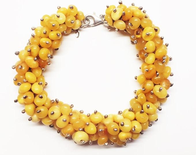 39g. Baltic Amber Bracelet