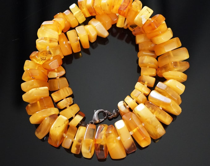 45g Natural Baltic Amber Necklace