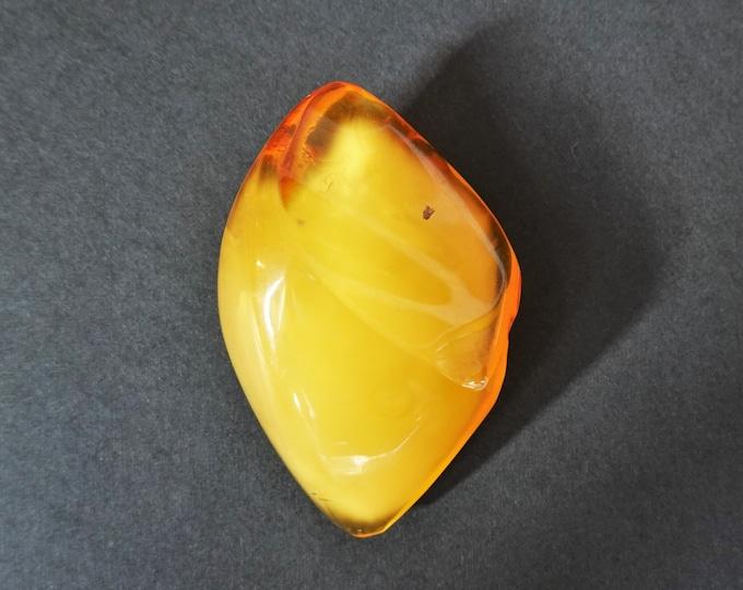 48g. Baltic Amber Stone, Genuine Amber, Not Pressed Amber Stone