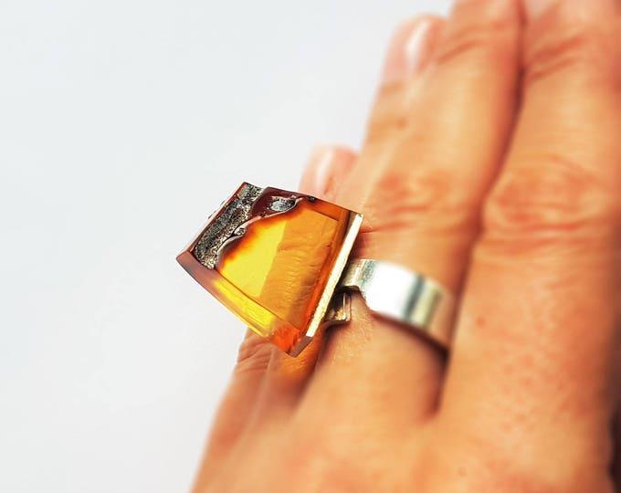 E. Salwierz Design Ring 10,7g
