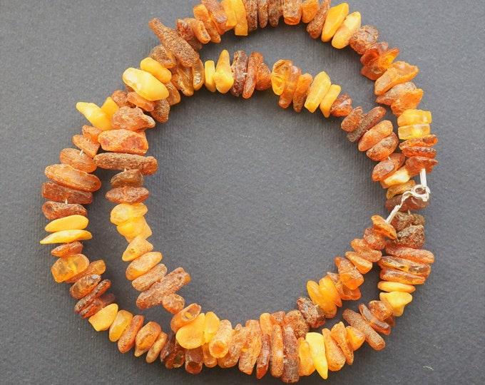 33g Elegant Butterscotch, Baltic Amber Necklace, Natural Baltic Amber