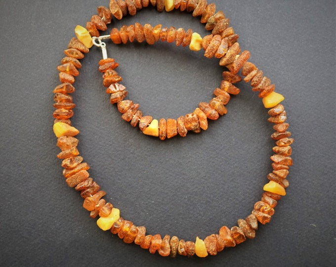 26g Elegant Butterscotch, Baltic Amber Necklace, Natural Baltic Amber