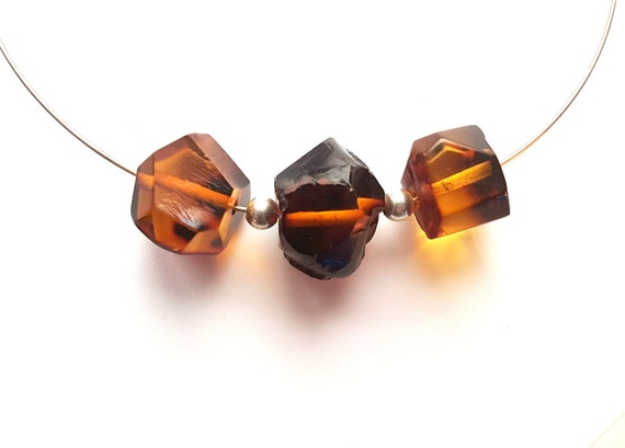 25g. Baltic Amber Necklace